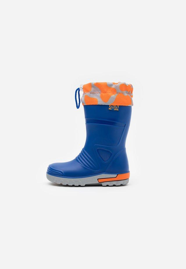 PLITSCHI - Stivali di gomma - bluette