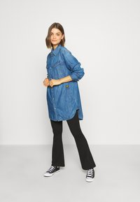 G-Star - TACOMA  - Button-down blouse - blue - 1