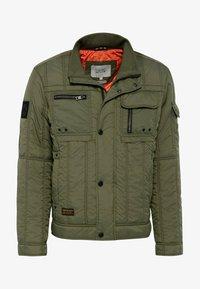 camel active - Winter jacket - olive night - 4