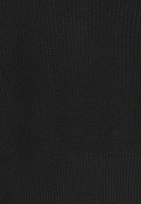 Cotton On - ARCHY SUMMER CARDI - Cardigan - black - 2