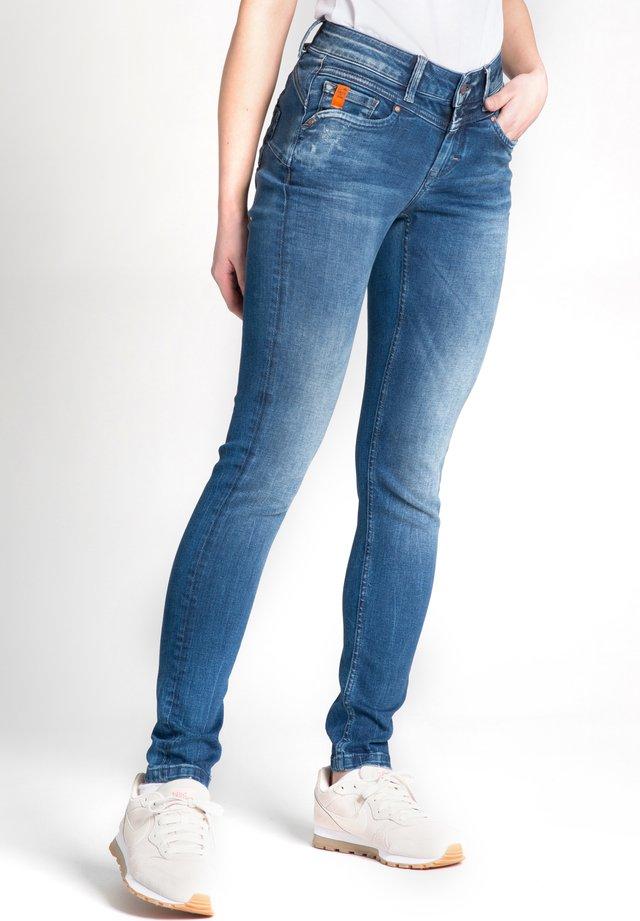 Jeans Skinny Fit - hellblau