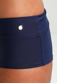 s.Oliver - HOTPANTS  - Bikini bottoms - navy - 4