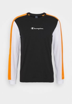 LONG SLEEVE - Langarmshirt - black