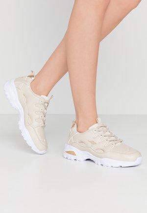 KW-BIRDY - Sneakers laag - beige/gold