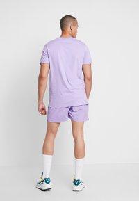 Fila - SEAMUS TEE - T-shirt med print - violet tulip - 2