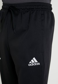 adidas Performance - TANGO FOOTBALL PANTS - Träningsbyxor - black - 4