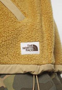 The North Face - MEN'S CRAGMONT JACKET - Fleecová bunda - british khaki - 5