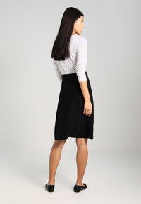 Noa Noa - ESSENTIAL - A-line skirt - black - 2