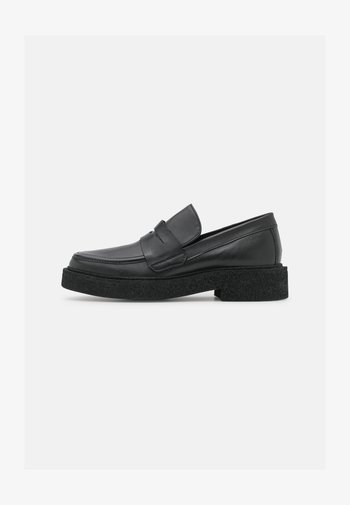 EDGE - Slippers - schwarz