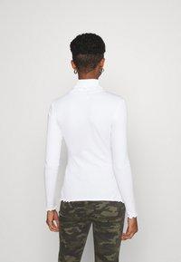 Even&Odd - Camiseta de manga larga - white - 2