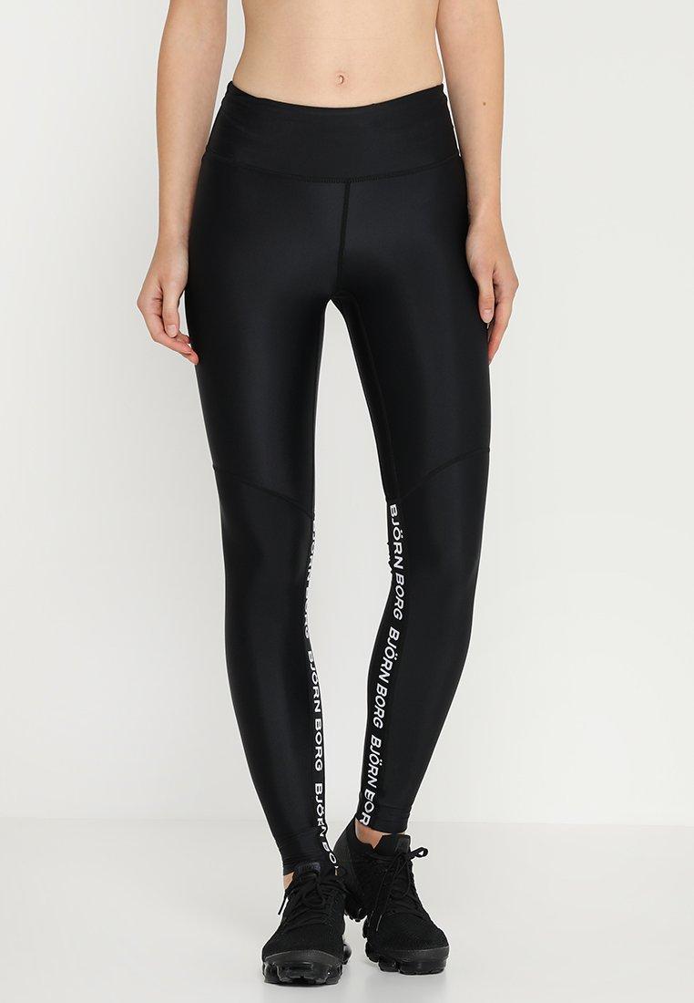 Hot Sale Women's Clothing Björn Borg CLARA Leggings black beauty llH3o1TdX