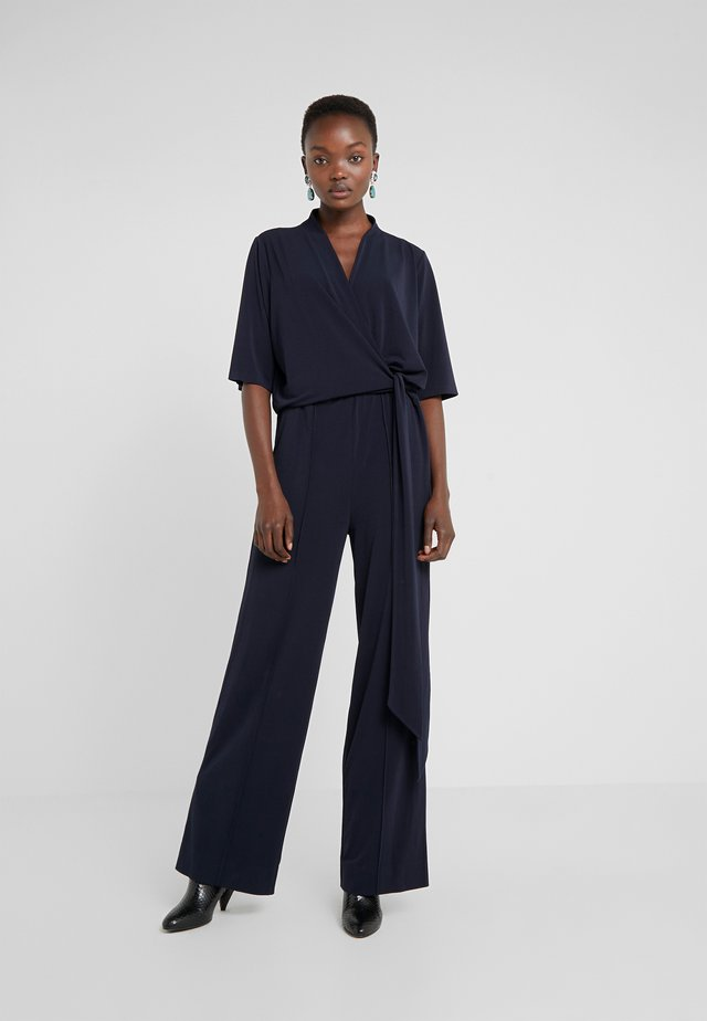 ZHOU - Overall / Jumpsuit - night blue