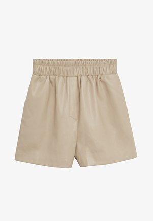 SHORTY-I - Shorts - beige