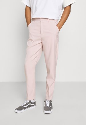 SUNDAZE TAPERED FIT SUIT TROUSER - Chinot - pink