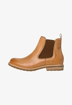 BOOTS - Classic ankle boots - camel