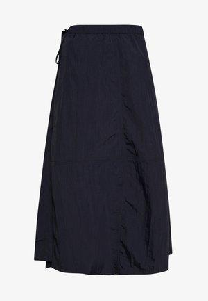 MAGGI SKIRT - A-line skirt - marine blue