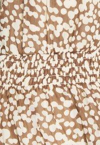 Noppies Studio - SAVONA - Vapaa-ajan mekko - brown - 2