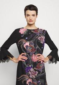 Alberta Ferretti - ABITO - Day dress - black - 5