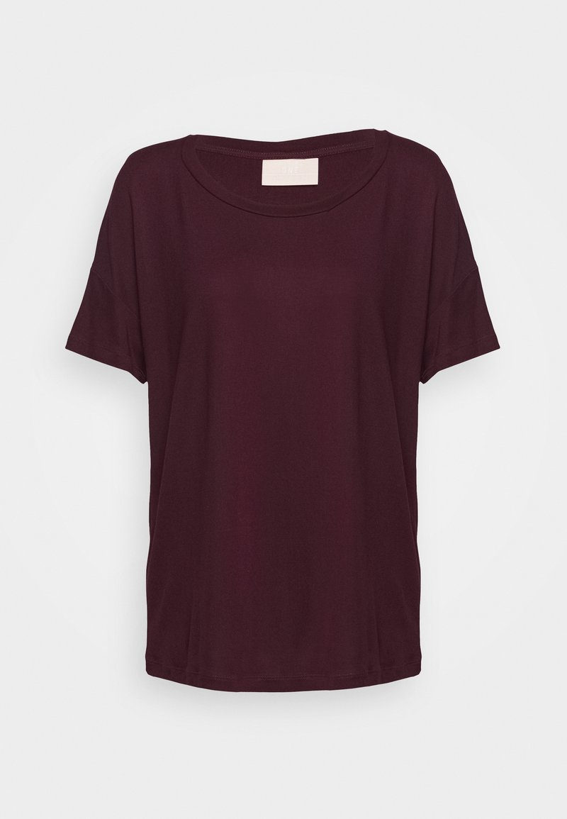 Karen by Simonsen BESS TEE - T-Shirt basic - winetasting/lila hgTnjG