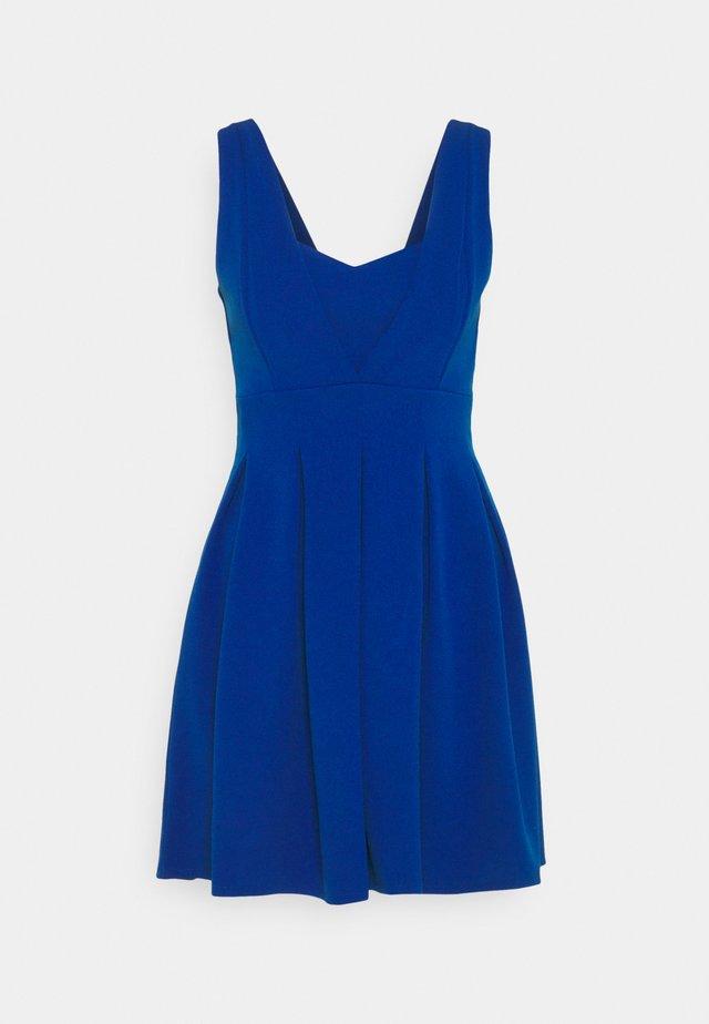 ELLIANNA SKATER DRESS - Cocktail dress / Party dress - electric blue