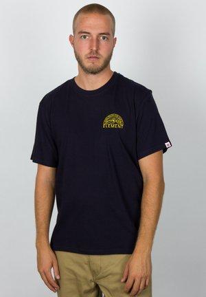 ODYSSEY - T-shirt print - eclipse navy