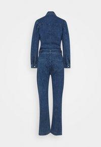 s.Oliver - OVERALL - Jumpsuit - dark blue - 1