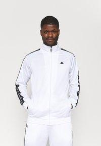 Kappa - JECKO - Training jacket - bright white - 0