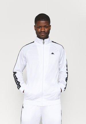 JECKO - Giacca sportiva - bright white