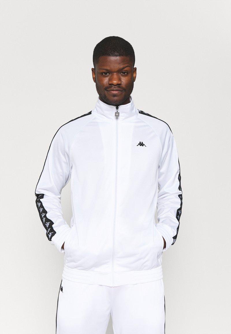 Kappa - JECKO - Training jacket - bright white