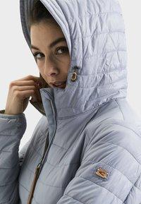 camel active - Winter jacket - sky blue - 3