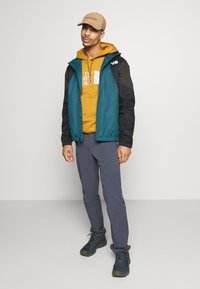 The North Face - MEN'S FARSIDE JACKET - Hardshellová bunda - mallard blue - 1