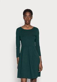 Anna Field - Jersey dress - scarab - 0
