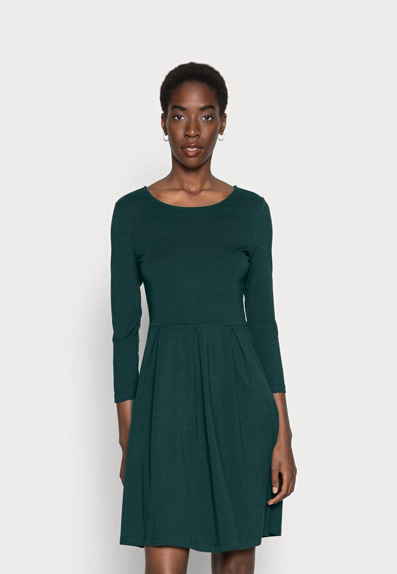 Anna Field - Jersey dress - scarab