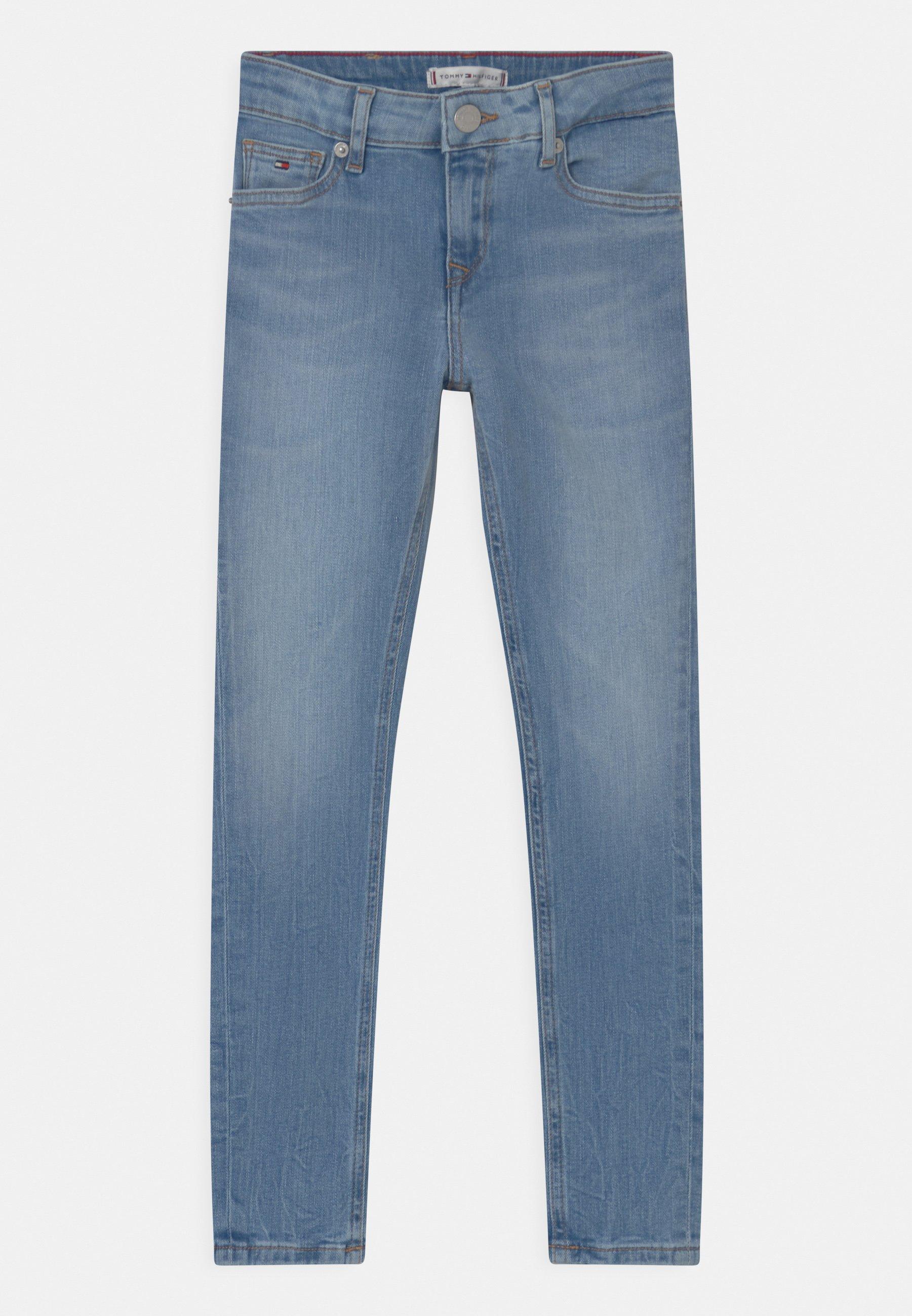 Kids NORA SKINNY - Jeans Skinny Fit - summer blue