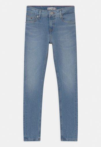 NORA SKINNY - Jeans Skinny Fit - summer blue