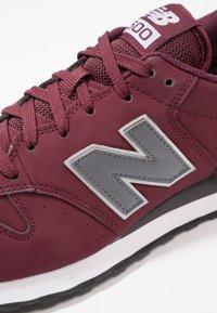 New Balance - GM500 - Sneaker low - burgundy - 5