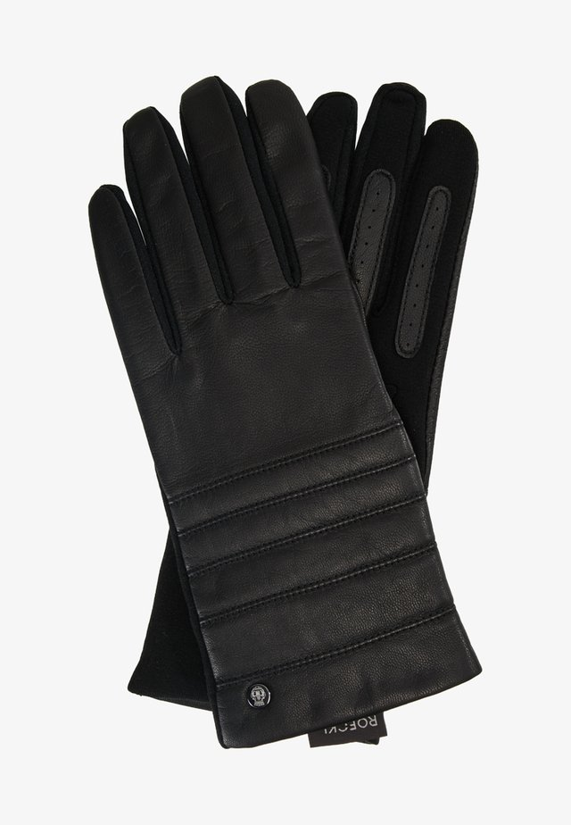 ACTIVE WOMEN BIKER SMART - Fingervantar - black