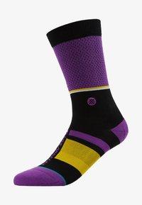 Stance - LAKERS SHORTCUT - Träningssockor - purple - 1
