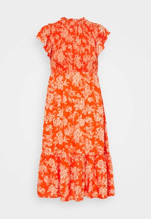 YASMANISH MIDI DRESS - Day dress - tigerlily