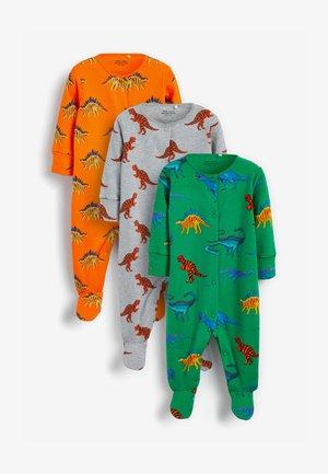 3 PACK - Pyjamas - green