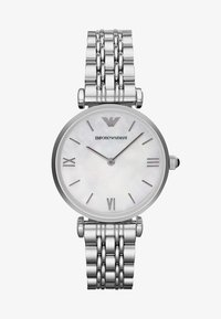 Emporio Armani - Zegarek - silver-coloured - 1
