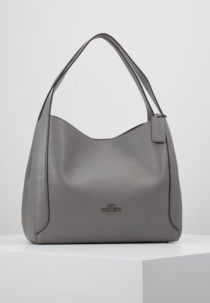 POLISHED HADLEY - Handbag - heather grey