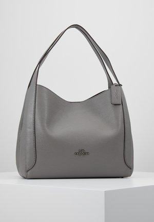 POLISHED HADLEY - Handbag - heather grey