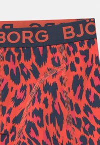 Björn Borg - SHOCKING LEO SAMMY 2 PACK - Pants - vermillion orange - 3