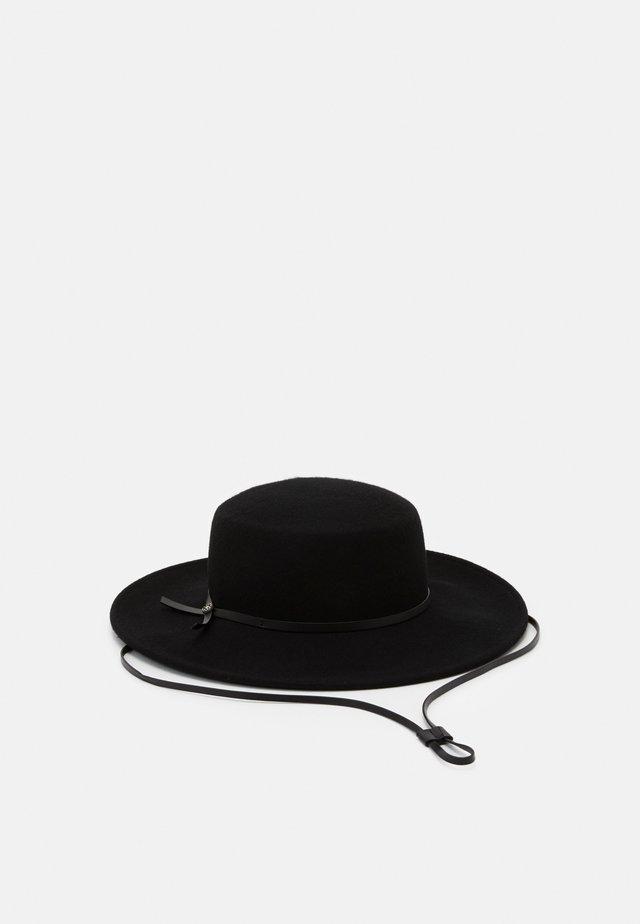 LORA - Hat - schwarz