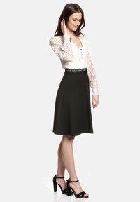 Vive Maria - GIGI LACE - Day dress - schwarz/creme - 0