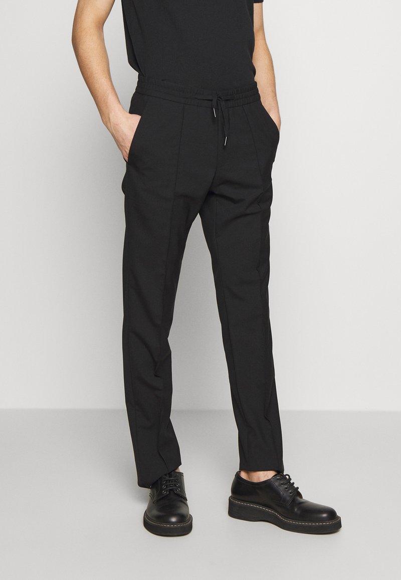 KARL LAGERFELD - Kalhoty - black