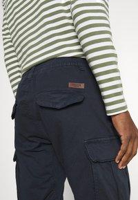 INDICODE JEANS - VILLANUVA - Cargo trousers - navy - 6