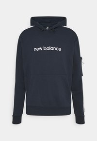 New Balance - ATHLETICS HOODIE - Sweatshirt - eclipse - 0
