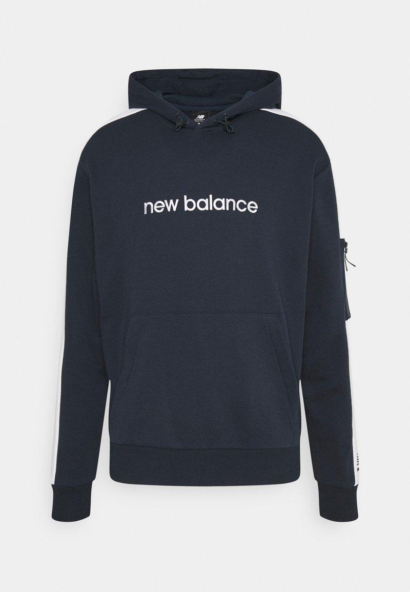 New Balance - ATHLETICS HOODIE - Sweatshirt - eclipse